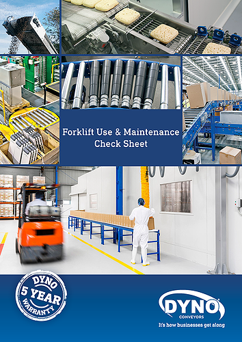 Dyno Conveyors Forklift Use & Maintenance Check Sheet (D) Rs.png